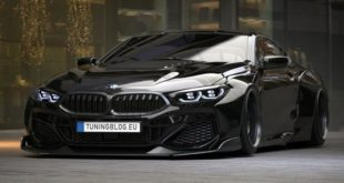 2019 Widebody BMW M8 G15 competition tuningblog 2 1 e1549429390985 310x165 2019 Widebody BMW M8 (G15) mit 900 PS by tuningblog