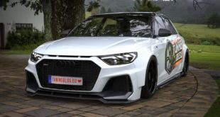 450 PS AUDI RS1 A1 GB quattro Widebody Tuning 2019 3 2 e1549972602213 310x165 1.200 PS Audi RS Q8 Widebody Coupe mit Mittelmotor