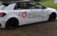 450 PS AUDI RS1 A1 GB quattro Widebody Tuning 2019 6 190x119 Wir träumen: +450 PS AUDI RS1 (A1 GB) quattro Widebody