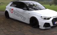450 PS AUDI RS1 A1 GB quattro Widebody Tuning 2019 8 190x119 Wir träumen: +450 PS AUDI RS1 (A1 GB) quattro Widebody