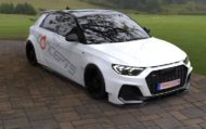 450 PS AUDI RS1 A1 GB quattro Widebody Tuning 2019 9 190x119 Wir träumen: +450 PS AUDI RS1 (A1 GB) quattro Widebody