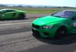 730 PS BMW M6 Coupe vs. Lamborghini Aventador 110x75 Video: 730 PS BMW M6 Coupe vs. Lamborghini Aventador