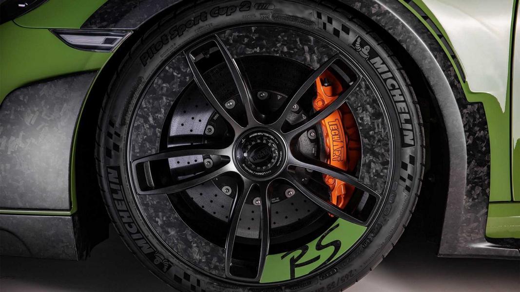 770 PS Techart GTstreet RS 2019 Porsche 991.2 Tuning 10 Brutal   770 PS Techart GTstreet RS 2019 Porsche 991.2