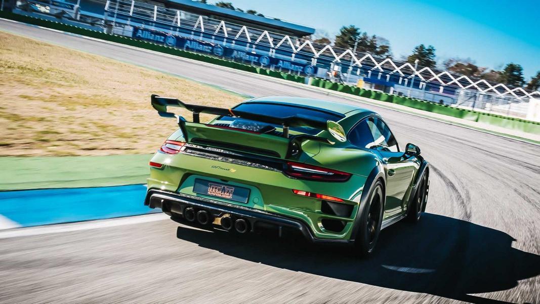 770 PS Techart GTstreet RS 2019 Porsche 991.2 Tuning 17 Brutal   770 PS Techart GTstreet RS 2019 Porsche 991.2