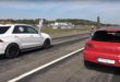 800 PS Mercedes ML63 AMG vs. Macan C63 Co. 110x75 Video: 800 PS Mercedes ML63 AMG vs. Macan, C63 & Co.
