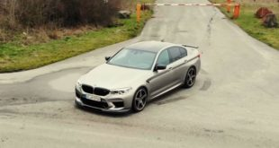 ACS5 Schnitzer 720 PS BMW M5 310x165 Video: 800 PS Mercedes ML63 AMG vs. Macan, C63 & Co.