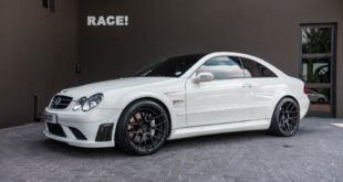 ADV.1 Wheels مرسيدس CLK63 AMG Black Series Tuning 1 310x165 Perfect: ADV.1 Wheels on the Mercedes CLK63 Black Series