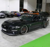 Airride Schropp Ford Mustang Facelift LAE Tuning 2019 16 190x181 500 PS & Airride im Schropp Ford Mustang Facelift (LAE)