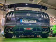 Airride Schropp Ford Mustang Facelift LAE Tuning 2019 3 190x142 500 PS & Airride im Schropp Ford Mustang Facelift (LAE)