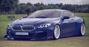 Alpina B8 BMW G15 Widebody Tuning 2020 1 1 e1551185046115 310x165 2019 Widebody BMW M8 (G15) mit 900 PS by tuningblog