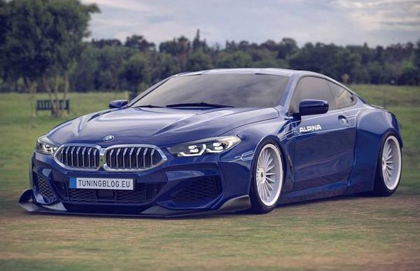 Alpina B8 BMW G15 Widebody Tuning 2020 1 1 e1551185046115 2019 Widebody BMW M8 (G15) mit 900 PS by tuningblog