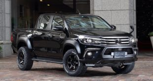 Artisan Spirits Black Label Toyota Hilux Widebody 2019 Tuning 4 1 e1550579005899 310x165 Artisan Spirits Black Label Toyota Hilux Widebody 2019