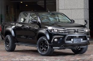 Artisan Spirits Black Label Toyota Hilux Widebody 2019 Tuning 4 1 e1550579005899 310x205 Artisan Spirits Black Label Toyota Hilux Widebody 2019