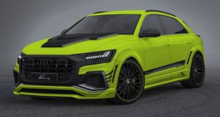 Audi Q8 4M LUMMA CLR 8S Widebody Tuning 2019 310x165 Vorschau: 680 PS Widebody LUMMA CLR X7   BMW X7