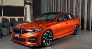 BMW 3er G20 Sunset Orange M Sport Performance Tuning 330i 07 310x165 BMW M5 F90 Edition 35 Jahre Happy Birthday M5