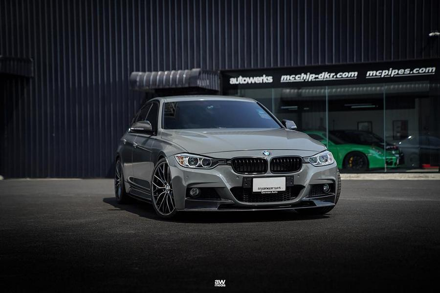 BMW ActiveHybrid 3 Mcchip Wagner Tuning 1 390 PS & 535 NM im BMW ActiveHybrid 3 by Autowerks