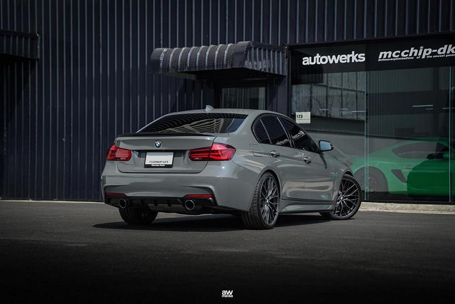 BMW ActiveHybrid 3 Mcchip Wagner Tuning 2 390 PS & 535 NM im BMW ActiveHybrid 3 by Autowerks