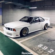 BMW E24 6er Coutner Japan CSL Widebody Kit Tuning 8 190x190 Krass: BMW E24 6er mit Coutner Japan CSL Widebody Kit