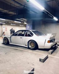 BMW E24 6er Coutner Japan CSL Widebody Kit Tuning 9 190x238 Krass: BMW E24 6er mit Coutner Japan CSL Widebody Kit