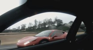 BMW E92 M3 Kompressor vs. Ferrari 458 Italia 310x165 Video: BMW E92 M3 Kompressor vs. Ferrari 458 Italia