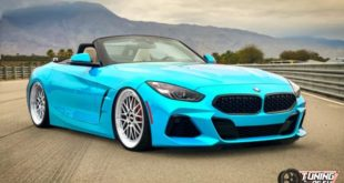 BMW Z4 Misano Blue 11 310x165 التقديم: Deep 2019 BMW Z4 (G29) on BBS LM rims