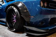 "Blue Vollcarbon Dodge Challenger ""S"" RT Hellcat EDGE Customs Tuning 4 190x127 Vollcarbon Dodge Challenger ""S"" RT Hellcat by EDGE Customs"
