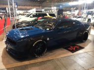 "Blue Vollcarbon Dodge Challenger %E2%80%9CS%E2%80%9D RT Hellcat EDGE Customs Tuning 5 190x143 Vollcarbon Dodge Challenger ""S"" RT Hellcat by EDGE Customs"