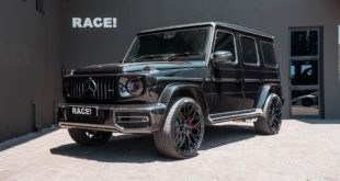 Brabus Mercedes Benz G63 AMG W464 Tuning 1 310x165 Black beauty   Brabus Mercedes Benz G63 AMG by RACE!