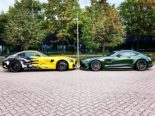 CAMO Sunflower Matt 650 PS Mercedes AMG GT R fostla 7 155x116 CAMO Sunflower Matt am 650 PS Mercedes AMG GT R