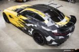 CAMO Sunflower Matt 650 PS Mercedes AMG GT R fostla Tuning 12 155x103 CAMO Sunflower Matt am 650 PS Mercedes AMG GT R