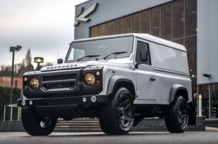Chelsea 2016 Land Rover Defender 110 Hardtop Tuning 2 310x205 Edler Lastwagen   2016 Land Rover Defender 110 Hardtop