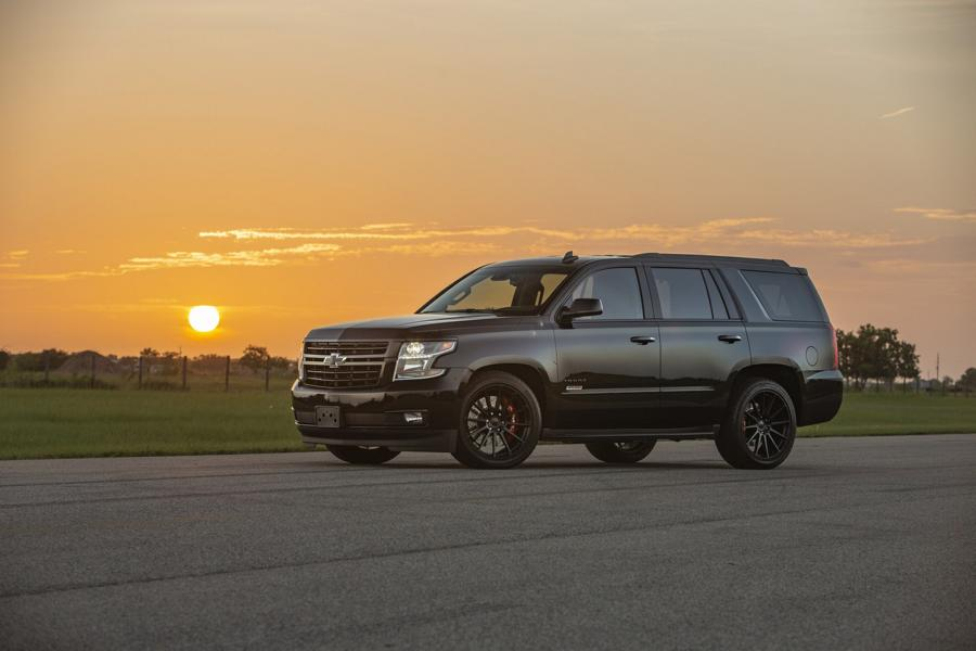 Chevrolet Tahoe HPE800 Hennessey Performance Tuning 2019 17 Chevrolet Tahoe RST HPE800 von Hennessey Performance