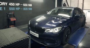 Chiptuning BR Performance BMW 750i G11 G12 1 e1549358562245 310x165 Stark: 550PS & 820 NM im BR Performance BMW 750i