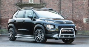 Citroën C3 Aircross Compact SUV Musketier Tuning 2019 3 310x165 Citroën C3 Aircross Compact SUV von Musketier Tuning