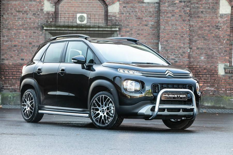 Citroën C3 Aircross Compact SUV by Musketeer Tuning