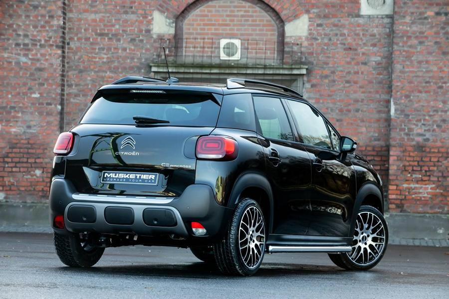 Citro%C3%ABn C3 Aircross Compact SUV Musketier Tuning 2019 5 Citroën C3 Aircross Compact SUV von Musketier Tuning
