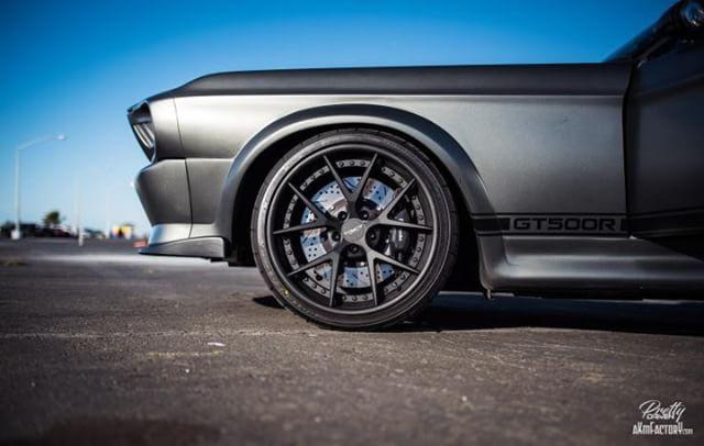 Everytimer Shelby Mustang GT500r Tuning MAG Motors 12 Everytimer: Shelby Mustang GT500 wird zum GT500R