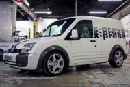 Ford Tourneo Connect RS Tuning 1 190x127 Video: Schneller Paketbote   215 PS Ford Tourneo Connect