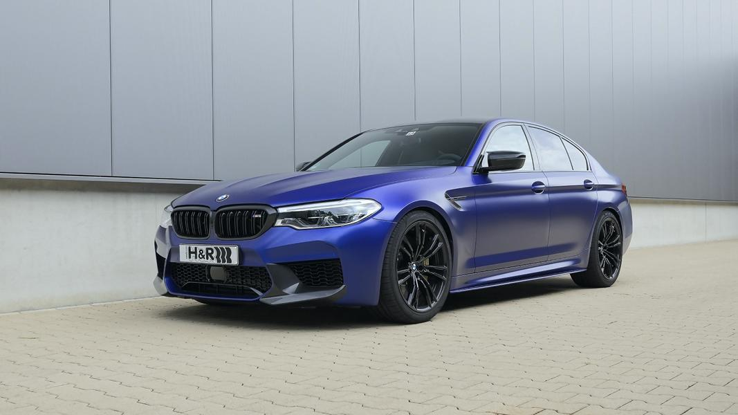 H&R Sportfedern BMW M5 F90 Competition Tuning (2)