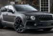 Kahn Design Bentley Centenary edition 1 110x75 23 Zöller & matt black: Bentley Bentayga by Kahn Design
