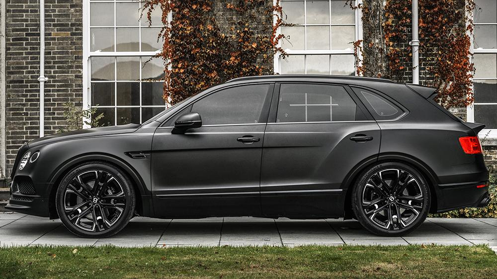 Kahn Design Bentley Centenary edition 3 23 Zöller & mattschwarz: Bentley Bentayga by Kahn Design