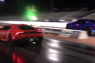 Lamborghini Huracan vs. 1.000 HP Charger Hellcat 310x205 Video: Lamborghini Huracan vs. 1.000 HP Charger Hellcat,