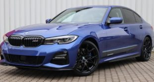 M Performance Parts BMW 3er 330i G20 Tuning 10 310x165 Anders   Yas Marina Blue am BMW 6er (E63) auf Rotiforms
