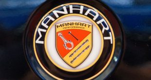 Manhart Performance Logo Emblem Tuning 310x165 Preview: Manhart SV600 Velar، P600 F Pace & RS4 Avant