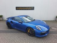 Manhart Performance Porsche 991 Turbo 190x143 Heftig   Manhart GLR 700 Mercedes Benz GLC63 AMGs