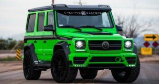 Mansory Mercedes Benz G63 AMG W463 Ankry Wheels Tuning 35 1 e1549343578333 310x165 MANSORY Mercedes AMG GTS mit 668 PS & Forgiatos