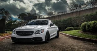 Mercedes AMG C63s Vossen M X6 Tuning 14 310x165 erWIDErt   Moshammer Mercedes E Coupe by Kastyle