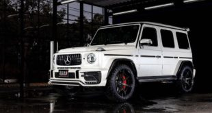Mercedes G63 W464 Widebody Zero Design Tuning 9 310x165 Gewaltig: Mercedes G63 (W464) Widebody by Zero Design