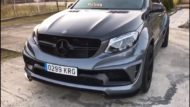 Mercedes GLE SUV Coupe C292 Tuning Widebody Kit 1 1 190x107 Beast Mode! Mercedes GLE Coupe (C292) mit Widebody Kit