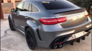 Mercedes GLE SUV Coupe C292 Tuning Widebody Kit 3 190x107 Beast Mode! Mercedes GLE Coupe (C292) mit Widebody Kit